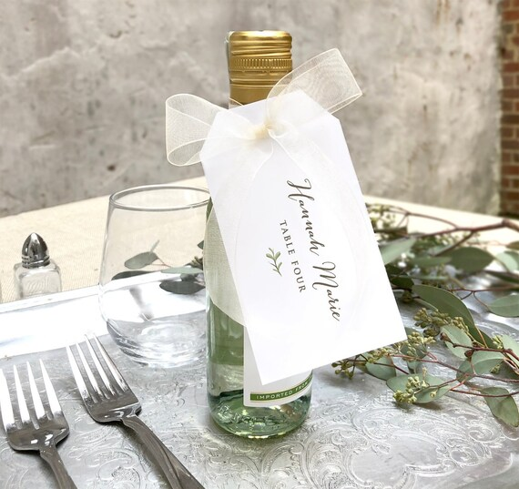 set of 10 custom listing for Yinell Blush and Silver seating cards