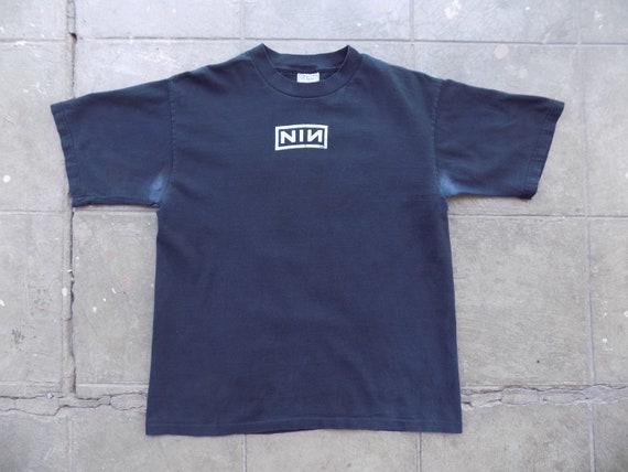 BEAT To HELL Rare Vintage 90s Nine Inch Nails NIN… - image 6