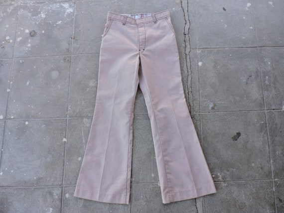 BEAT To HELL Rae Vintage 70s Mann High Waisted  Be