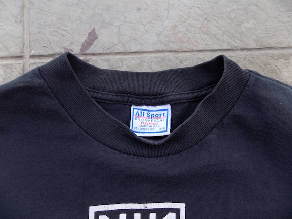 BEAT To HELL Rare Vintage 90s Nine Inch Nails NIN… - image 3