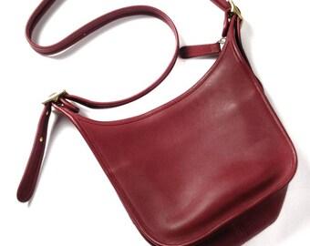 LOVELY Vintage 1990/'s /'Bosboom/' Leather Backpack Handbag Cute!! Made In THE NETHERLANDS