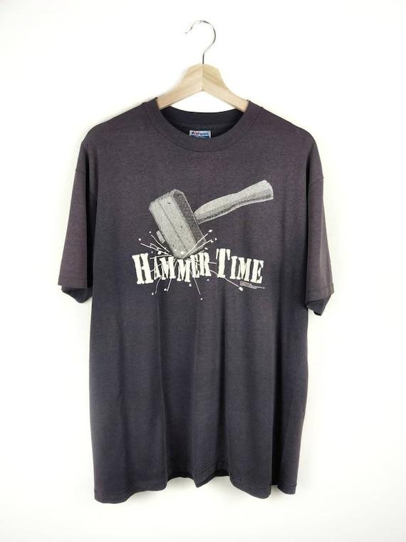 Vintage 90s Robert Therrien Jr Bad Bob Screaming Man On Game Show Art 1990 T Shirt  Pop Doodle Art  Vintage Art T Shirt Size L