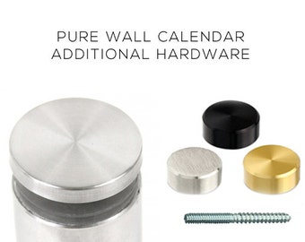 Pure Wall Calendar Hardware