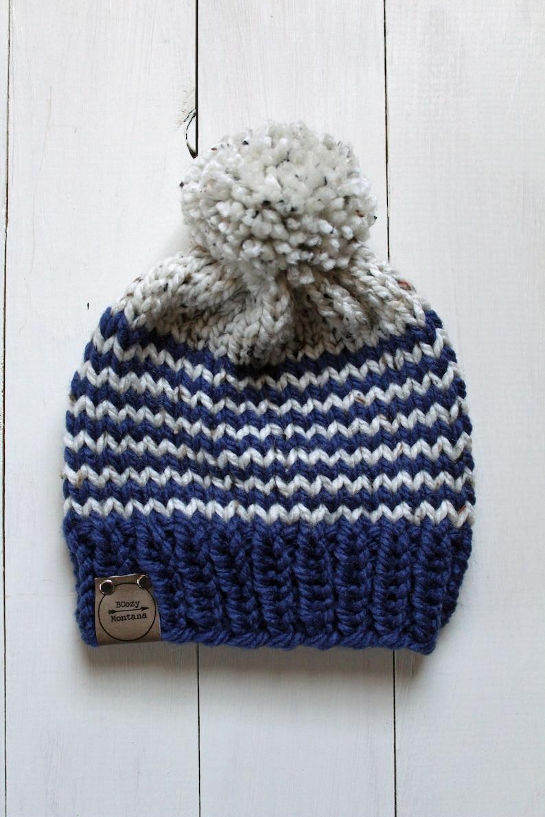 9e358d18 Ski Hat Knit Hat Ladies Hat Kids Hats Baby Hats Stocking   Etsy
