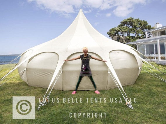 camping sofas for a belle tent