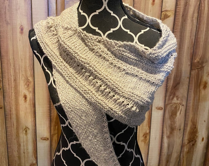 Featured listing image: May I Borrow This Please Shawl Kit