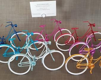 Bike setting place