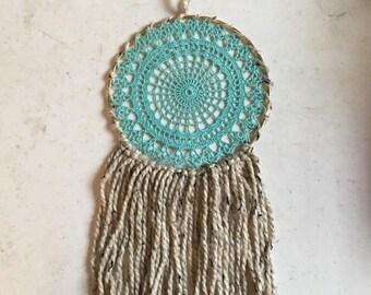 Handmade Crocheted Dreamcatchers