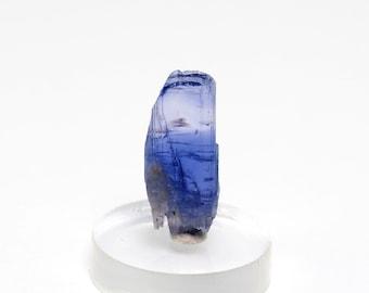 9.4ct  16mm x 9.9mm x 6mm B03 Tanzania Tanzanite crystal from Lelatema Mtns
