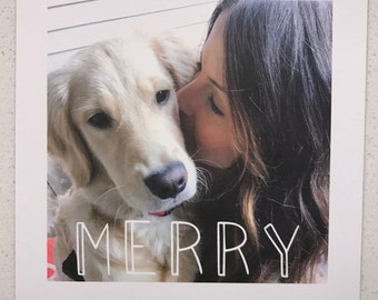 Merry holiday cards