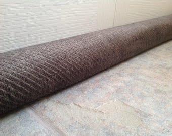 Gray Extra X Long Upholstery Door Draft Stopper Draught Excluders Home  Decor Energy Saver Draft Snake Light Noise Blocker Wind Blocker