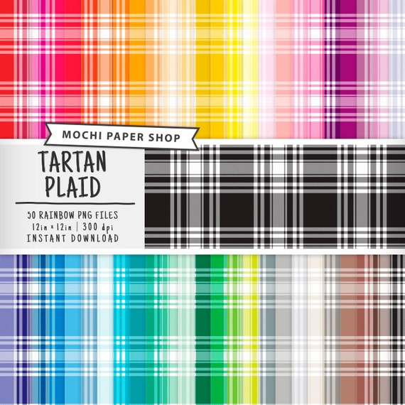 50 Mini Tartán Tela Arcos Navidad álbum de recortes elaboración de Tarjetas artesanal Adornos