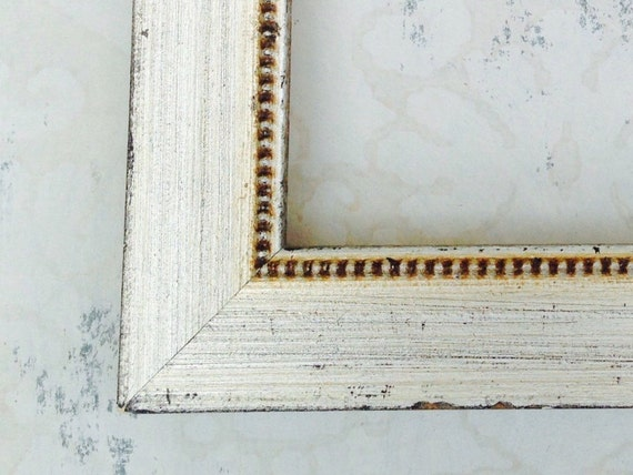 Distressed Silver Picture Frames 4x4 4x6 5x5 5x7 8x8 Etsy