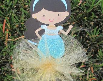 Adorable Princess Centerpiece Topper