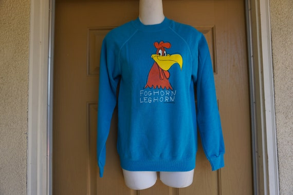 1998 Foghorn Leghorn Shirt LOONEY TUNES 90s Vintage Bugs bunny 90s nostalgia vintage clothing 90s clothing 90s gifts 90s cartoon shirt