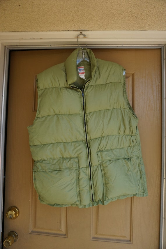 Vintage Frostline Kit Quality Outerwear jacket coa