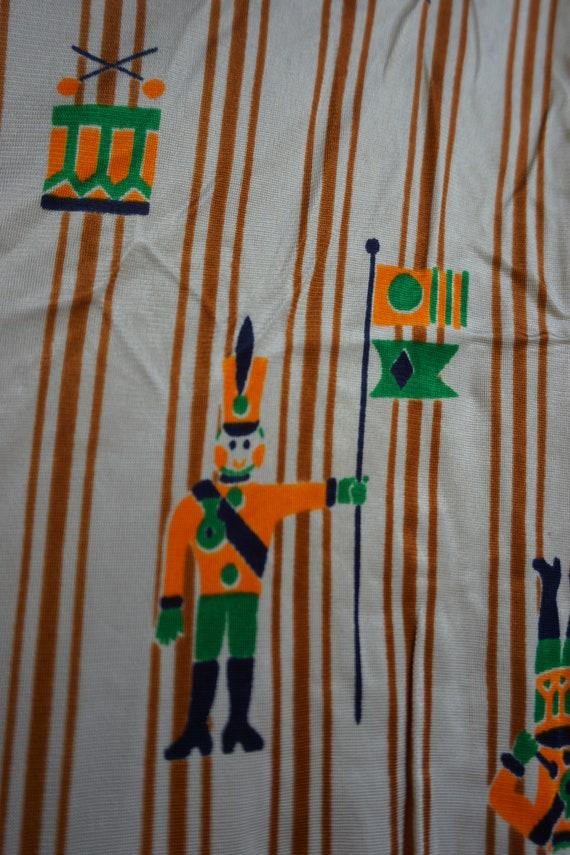 Nutcracker bodysuit 1970s size Large bodysuit Chr… - image 8