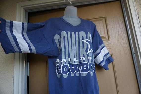 Vtg 1980s Dallas Cowboys Tshirt Medium 1980s vinta
