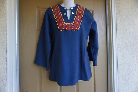 Wool sweater 80s 90s