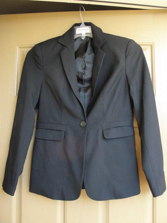 Laurent Jacket Yves Saint Size Xs Etsy Uniform 2 Black gIq4nBwUx