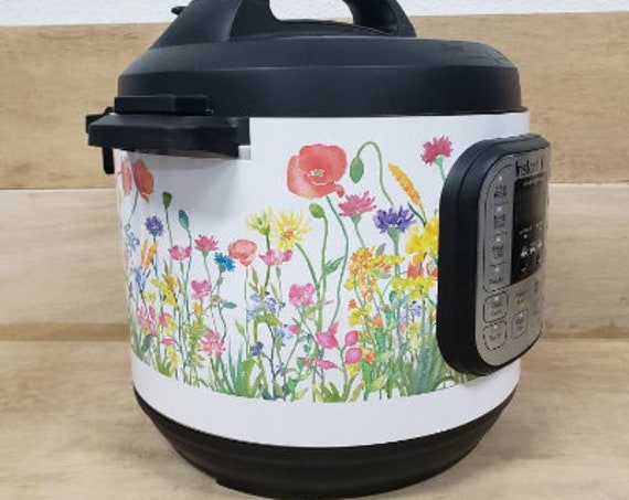 Wildflowers Wrap for Instant Pot® brand pressure cooker