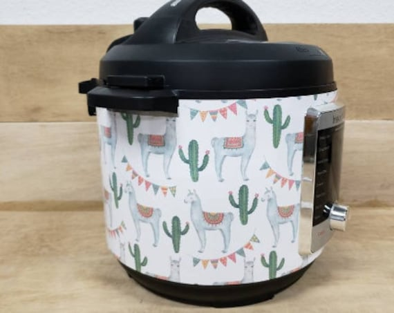 Llamas Wrap for Instant Pot® brand pressure cooker All Wrapped Up