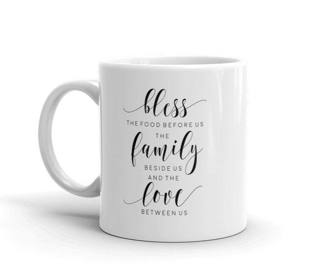 Bless the food Coffee Mug