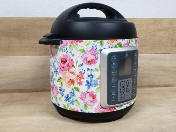 Little Flowers Wrap for Instant Pot® brand pressure cooker All Wrapped Up