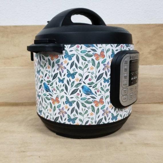 Birds and Butterflies, Instant Pot Wrap,  Removable