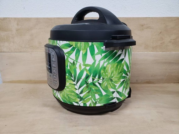 Tropical Leaves Wrap for Instant Pot® brand pressure cooker