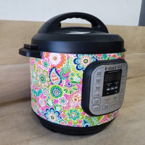 Flower Power Wrap for Instant Pot® brand pressure cooker All Wrapped Up