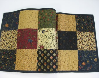 Tremendous Quilted Table Runner Etsy Download Free Architecture Designs Xaembritishbridgeorg