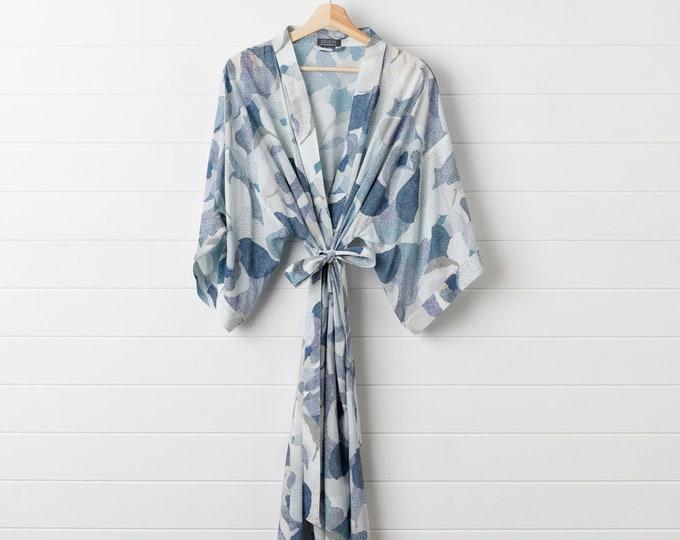 Printed Dressing Gown - Esme