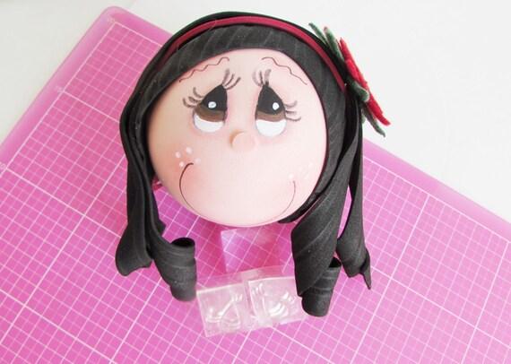 Timbre D Oeil Pour Fofucha Doll Design Iii Creer Des Yeux Parfaits Pour Votre Fofucha