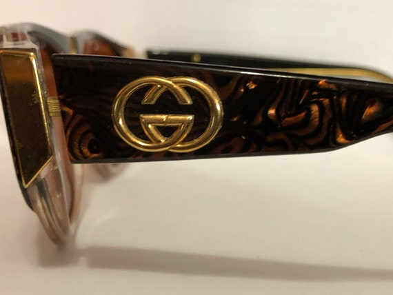 Vintage Genuine Gucci women sunglasses - image 3