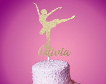 Dance Recital Ballet Edible Party Cake Image Topper Frosting Icing Sheet