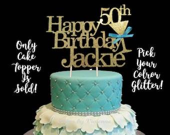 50th birthday cake | Etsy