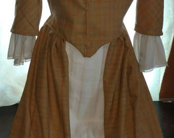 18th Century Day Dress