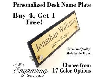 Desk Plate/Sign