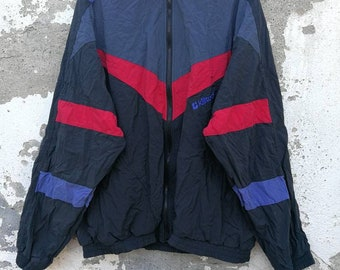 33e2bae6696 Vintage Killtec Shelljacket Sports jacket windbreaker sports jacket 80s 80s  Size XL