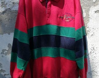 5dad586b01275b Vintage Sweatshirt Jumper Sweater unisex 80s 90s Size XL
