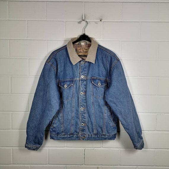 Vintage Size S/Meter Lined Denim Jacket Jeans Jack