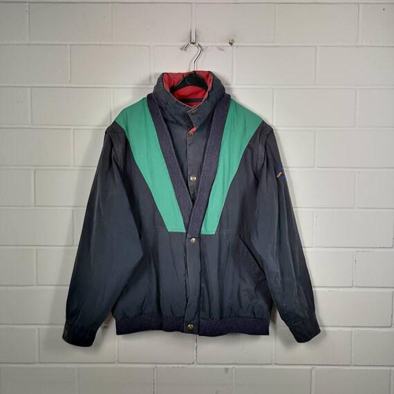 Vintage Size L Jacket Jacket Transition Vest Vest