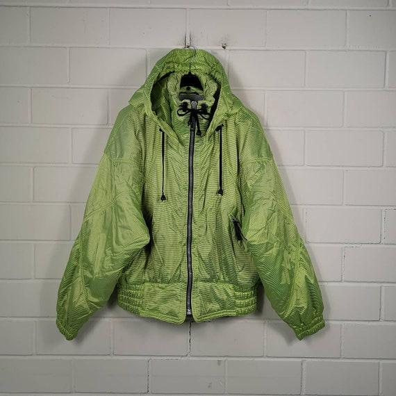 Vintage Size L Winter Jacket Jacket Ski Jacket Ski
