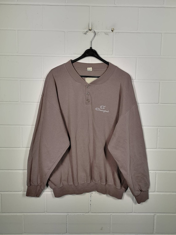 Vintage Champion Size XL Sweatshirt Sweater Sweate