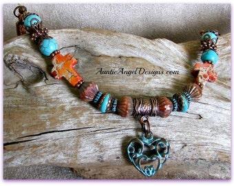 Devotional Jewelry; God is my Shepherd; Christian Bracelet; Catholic Jewelry; Worship Bracelet; Faith Jewelry; Jesus Loves Me; Gift of Faith