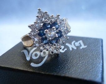 Vogue No1 Ring late 80's-90s