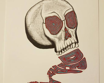 Deathwish Skull Original