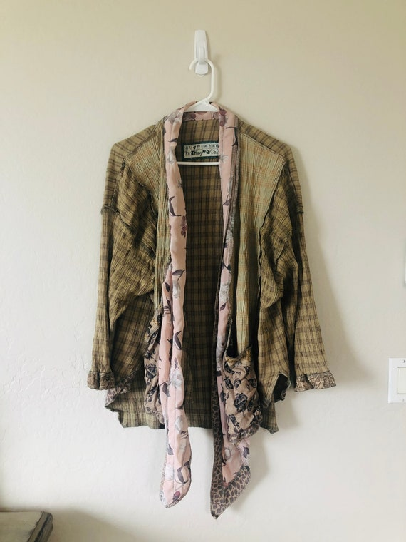 Nothing Matches Patchwork jacket