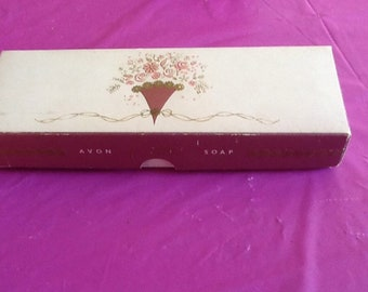 Avon Cotillion Soaps - 3 cakes